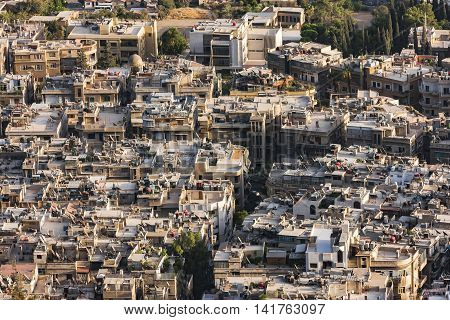 Old Town Before The Civil War - Damascus, Syria