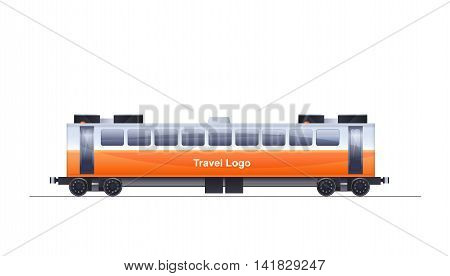 Train Unit Illustration