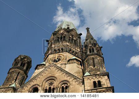 The Kaiser Wilhelm Memorial Church