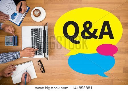 Q&a - Question And Answer