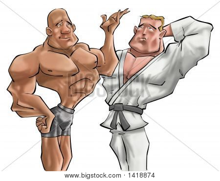 The Gym Fighters