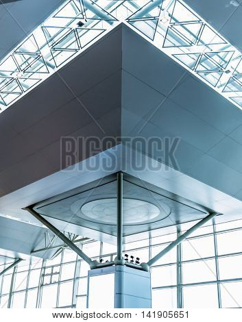 top of airport lounge,china.