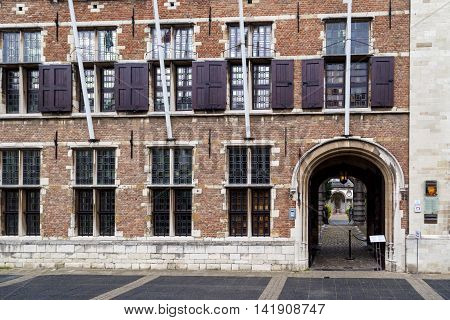 Peter Rubens House In Antwerp