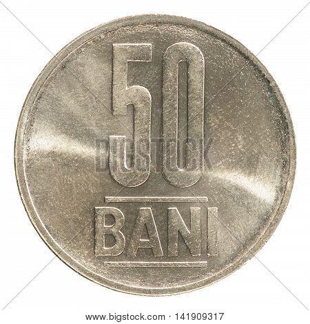 Romanian Bani Coin