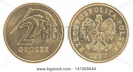 Polish Groszy Coin