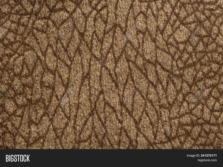 Elegant Brown Fabric Image Photo Free Trial Bigstock