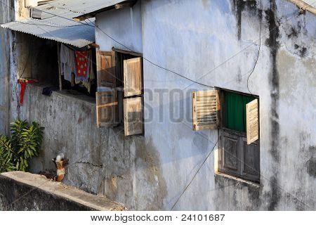 Zanzibar, Stone Town: Old House