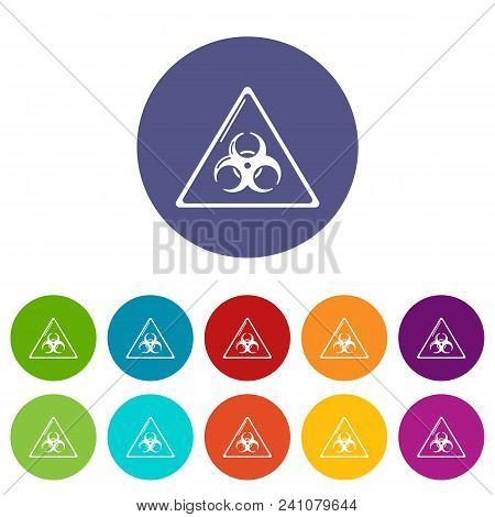 Caution Icon. Simple Illustration Of Caution Vector Icon For Web