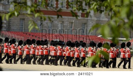 London - Massed Army Band