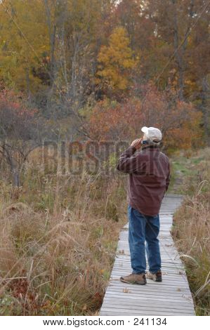 Man In Wilderness 224