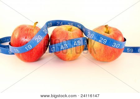 Healthy Living Apples
