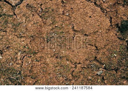 Clay Soil. Clay Earth. Clay Background. Red Earth. Red Soil. Soil Background. Grunge Earth.