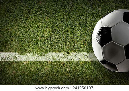 Soccer ball concept
