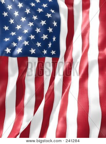 U.s. Flag Background 02