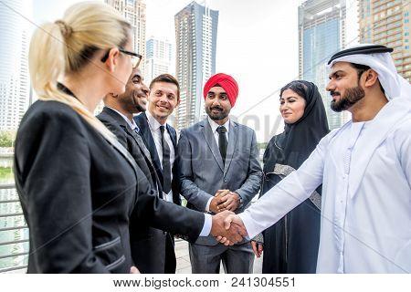 Business Team In Dubai
