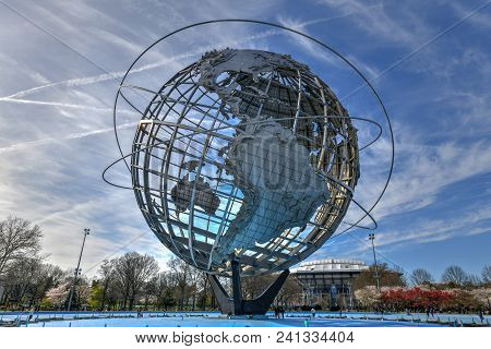 Unisphere - Flushing, Queens