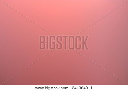 Abstract Retro Color Blurred Background