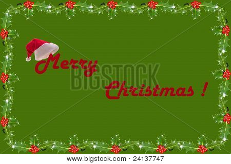 Merry Christmas beckground