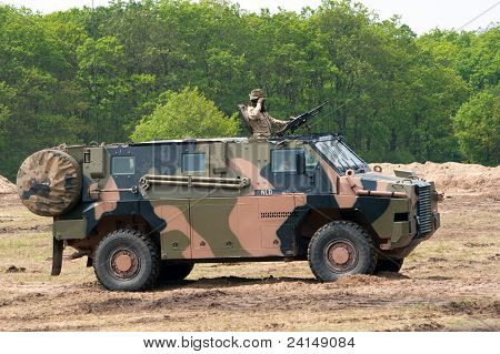 Dutch Bushmaster