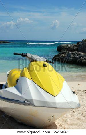Water Jet-Ski Scooter