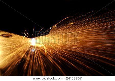 Laser Cutting Detail