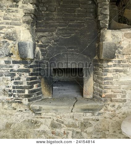Old Stone Oven