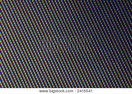 Tv Pixel Patern