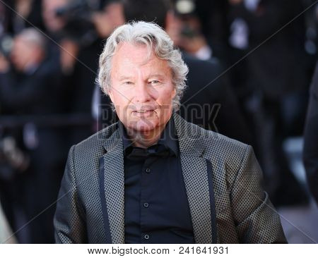 John Savage attends Closing Ceremony  during the 71st  Cannes Film Festival at Palais des Festivals on May 19, 2018 in Cannes, France.