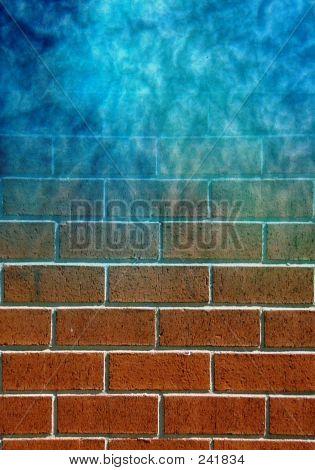Brick And Blue