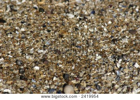 Sand For Background