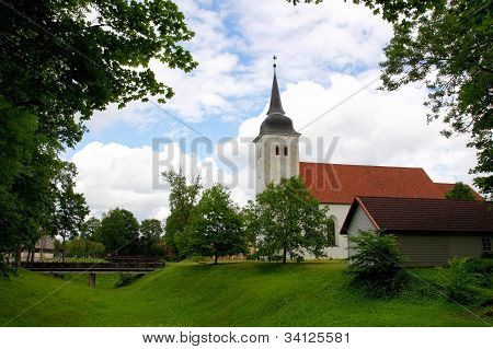 Church And Plants