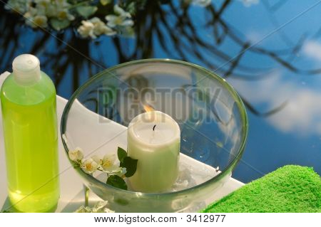 Green Summer Spa
