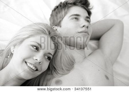 feelings between man and woman