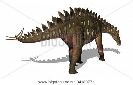 Miragaia Dinosaur