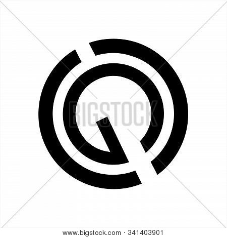 Gc, Cg, Cgo Initials Letter Company Logo