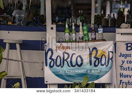 Dominican Bar Detail