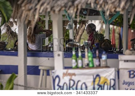 Dominican Bar Detail 2