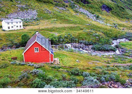 house in village