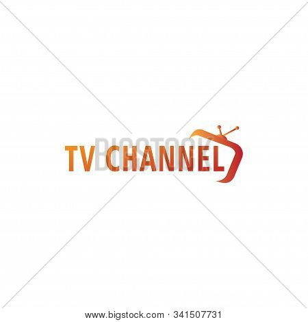 Live Streaming, Online Television, Web Tv, Simple And Clean Logo Concept, Abstract, Alphabetic, Oran