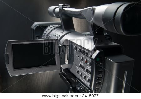 Photo of Professional Video Camera / DV / HDV poster