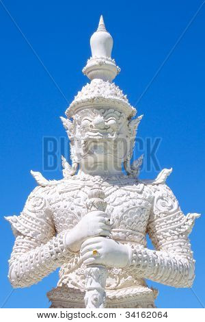 Thai giant, Guardian of temple