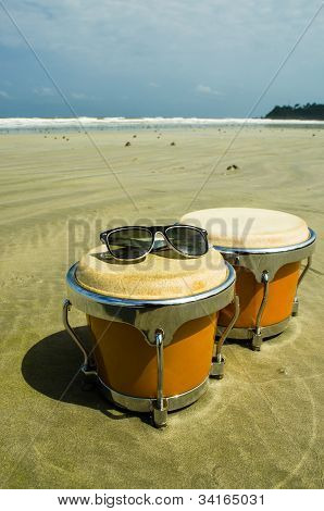 Bongo On The Beach