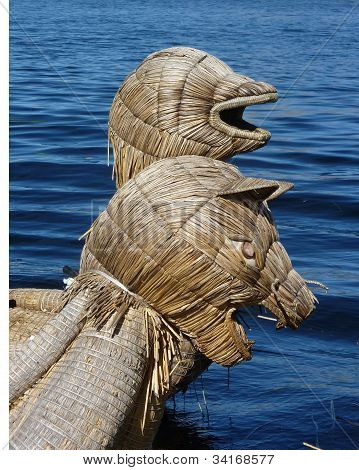 Uros Reed Boat