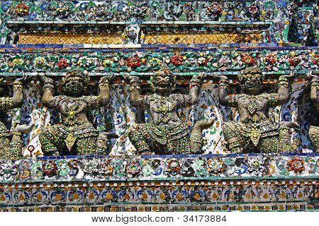 Prang of Wat Arun.