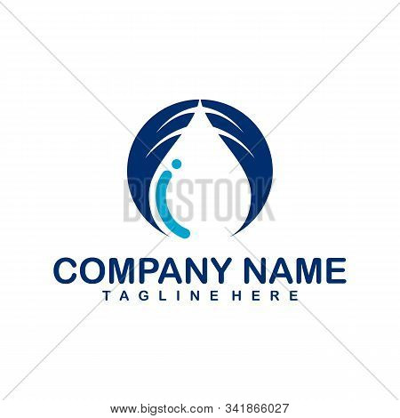 Water Logo. Blue Water Logo. Water Icon, Water Best Logo. Aqua Logo. Bright Water Logo. Eco Logo.wat