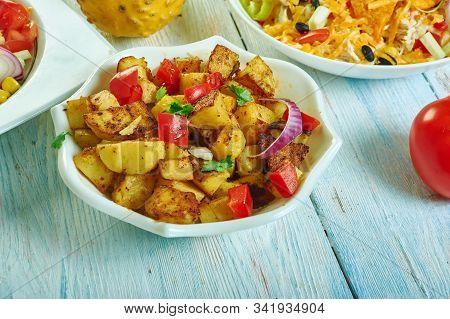 Southwest Roasted Potatoes