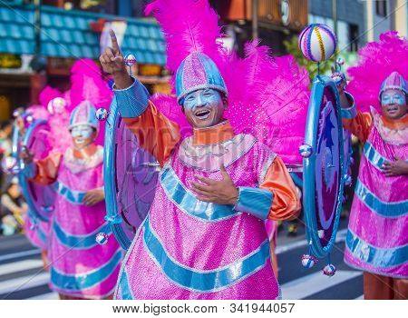 Tokyo - Aug 25 : Participants In The Asakusa Samba Carnival In Tokyo Japan On August 25 2018. The As