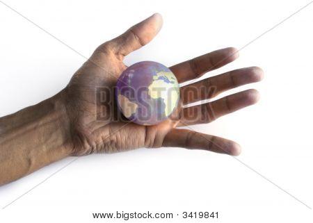El mundo en mi mano