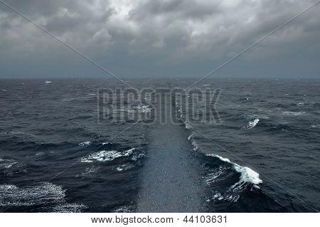 Sea Road Ocean Crossing