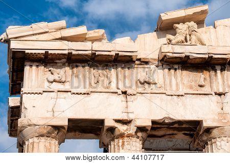 Art Of Parthenon